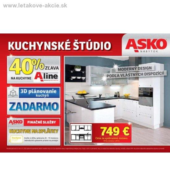 70e45007a7b5 ASKO nábytok - kuchyne