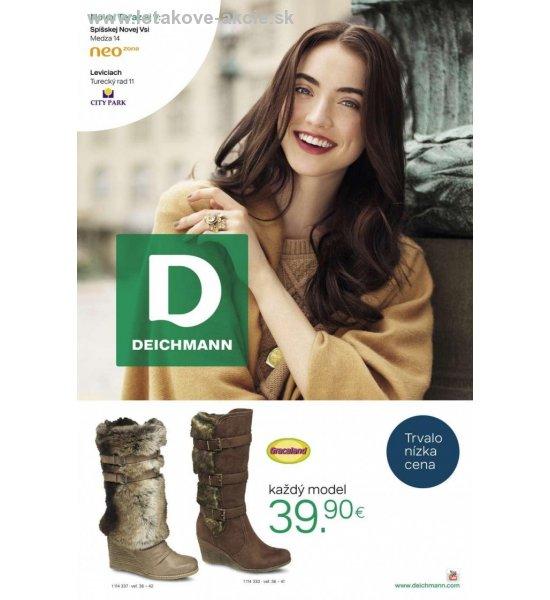 Deichmann aktuálna ponuka e132bda5ed1
