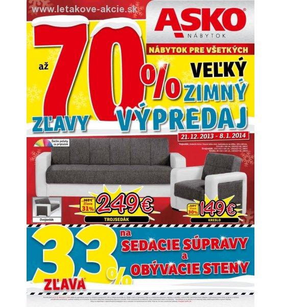 40331e78f7a0 ASKO - veľký zimný výpredaj