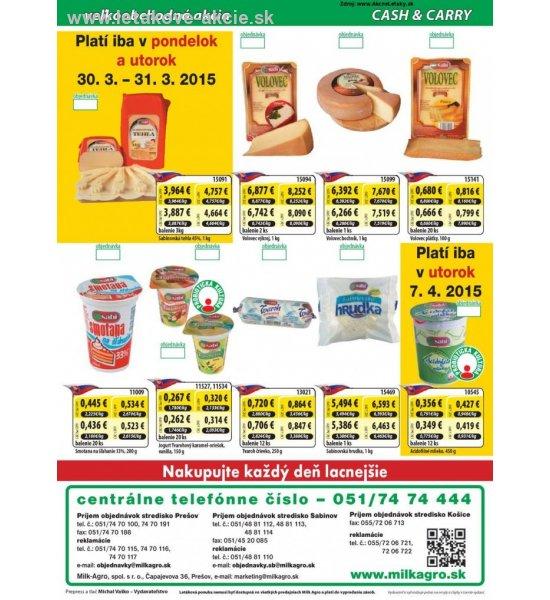 5baf53234d1c4 Milk-Agro špeciálny leták, strana 8